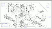 Diagrama de carburador nissan sunny #5