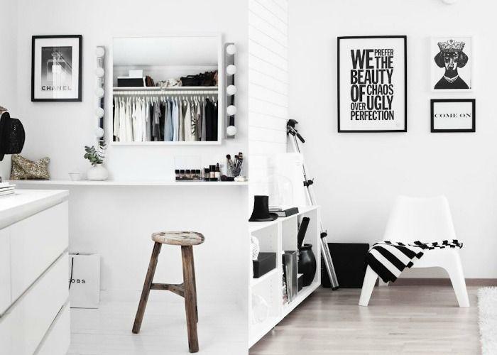Het motto van een minimalist is; less is more. De ruimtes zijn vaak clean en neutraal. Zie hier leuke, minimalistische decoratie ideeën.