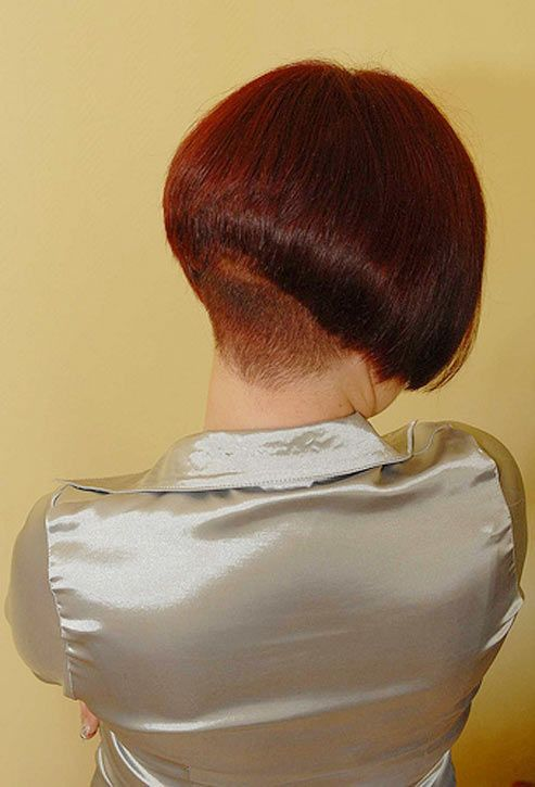 best bob haircuts back views for short to medium haircuts pixels see ...