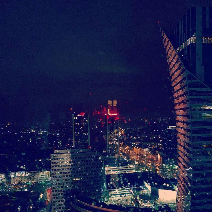 Warszawa Śródmieście -  Złota 44 / skyscrapers #wydobywamokolice #imurbiminer