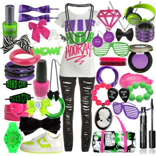 scene outfits for girls - Google Search