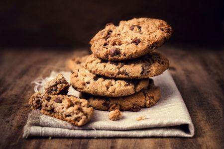 Riesen-Cookies Rezept