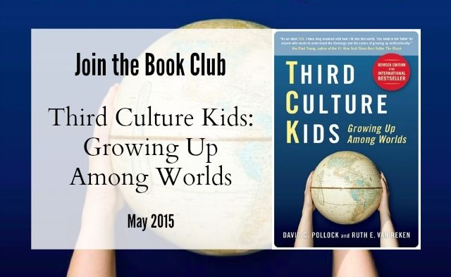 """Join our free online book club! Starting this May we'll read """"Third Culture Kids"""" by Dave Pollock & Ruth Van Reken. Ruth and other TCK experts will be leading the discussions. Details at: mkplanet.com"""