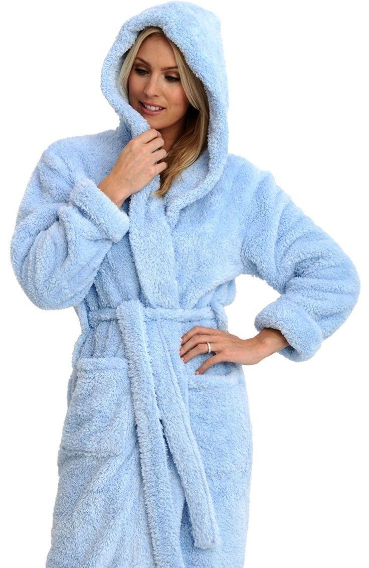 178 Best Bathrobes Images On Pinterest Bath Robes Plush