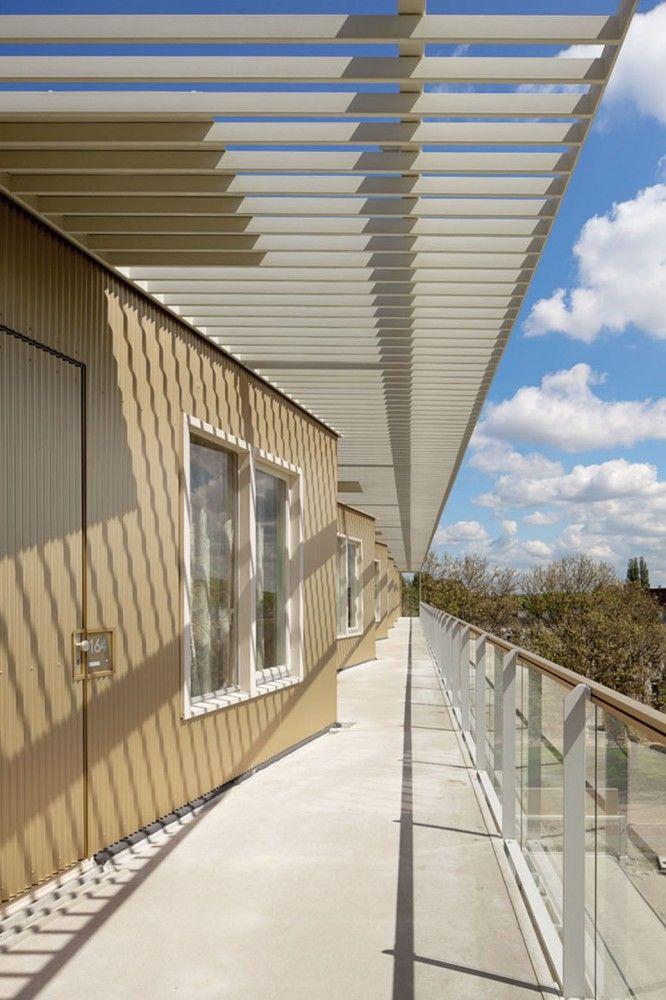 """""""Zilverzijde"""" Social Housing / Atelier Kempe Thill"""