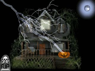 halloween screensavers and backgrounds | ... halloween screensaver 320x240 wallpaper320X240 wallpaper screensaver