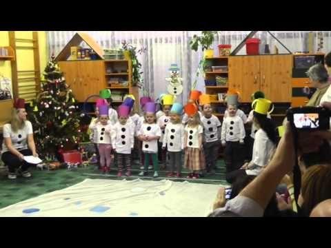 MŠ Jižní - Vánoční besídka - YouTube