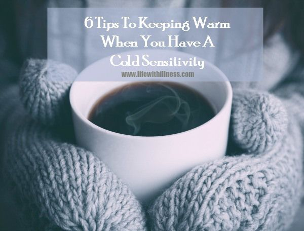 Winter is awesome! Said no one with a cold sensitivity ever. Winter can be quite the battle for a lot of people with chronic illnesses, especially those with Raynaud's disease, Fibromyalgia, Lupus,...