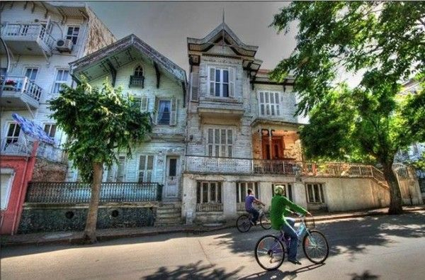 Υπέροχα Αρχοντικά στη Πρίγκηπο. #Luxury #Houses #Buyukada