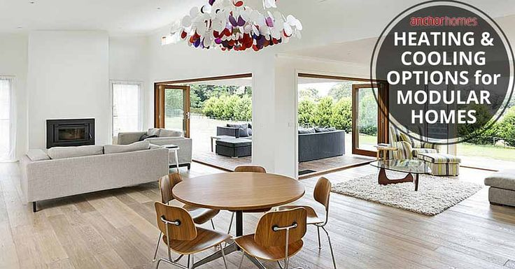12 best for the first time modular homebuyer images on for Heating options for small homes
