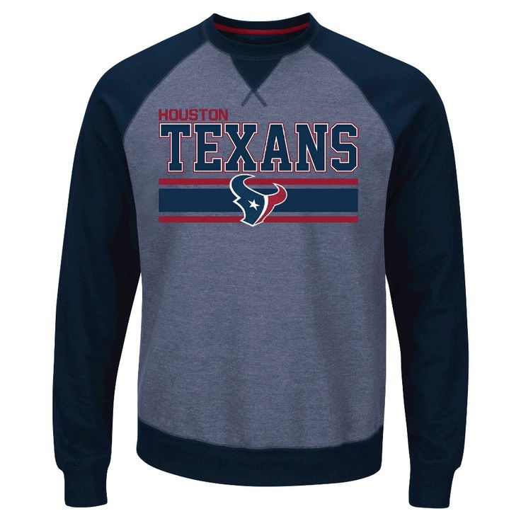 Houston Texans Men's Activewear Sweatshirt XL, Multicolored