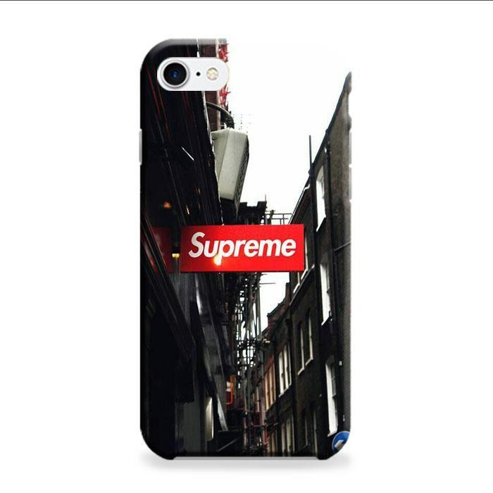 Supreme Store iPhone 7 3D Case