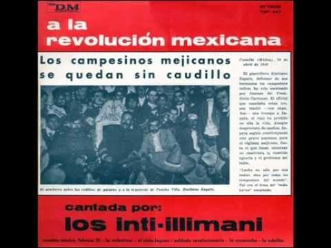 Rolando Alarcon&Inti-Illimani - 1969 - A La Resistencia Espanola - A La Revolucion Mexicana - YouTube