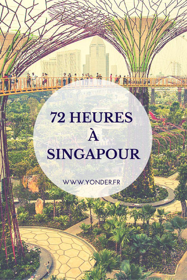 72 heures à Singapour : entre lieux incontournables et adresses confidentielles / Yonder