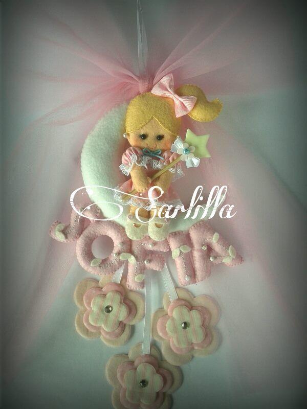 Fiocco nascita per Sofia