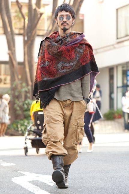 해외 스트리트 패션 - 2014년 5월 도쿄 다이칸야마 스트릿 패션 [일본 남자 스타일]