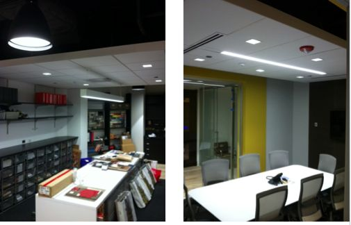 focal point lights seem 4 led suspended and recessed id 4 5 & Focal Point Lighting Seem 4. virtual catalog library hossley ...