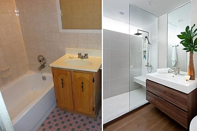 8 Absurde Hausmittel Aus Omas Zeiten Small Bathroom Renovations Small Bathroom Renovation Bathroom Renovation Cost