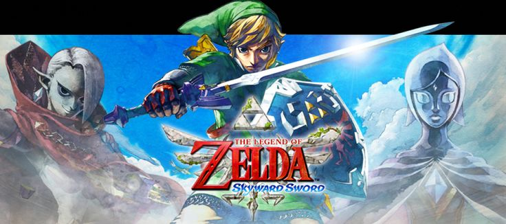 """The Legend of Zelda : Skyward Sword"" : apprenti chevalier..."