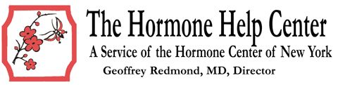 Dr. Geoffrey Redmond is an endocrinologist who specializes in female hormone problems. Through his clinical practice, The Hormone Center of New York, professional lectures, and his writing, he has helped thousands of women receive effective treatment for their hormonal disorders.