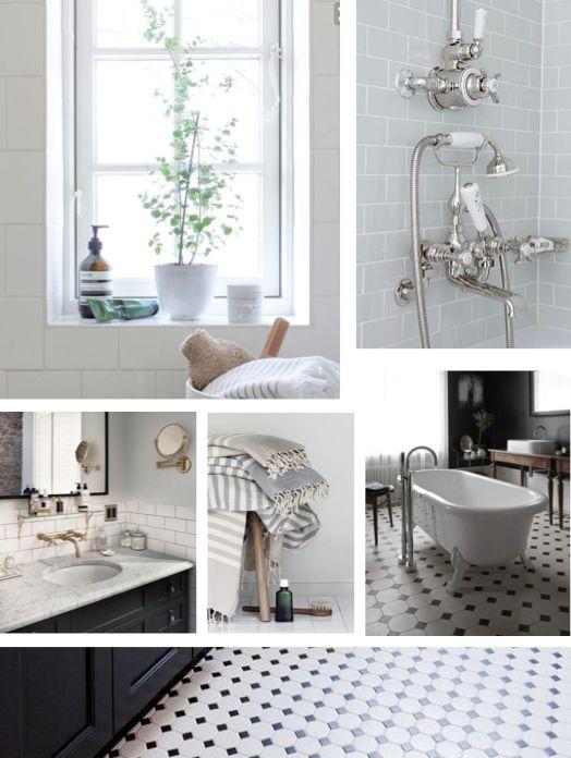 Hej tisdag! Har i dagarna precis avslutat ett riktigt klassiskt badrum, för ett likaledes klassiskt och vackert 20-talshus placerat...