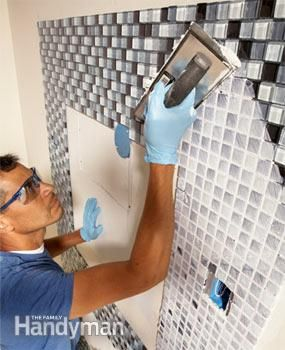 8 best images about tile of all kind projects on pinterest On weekend bathroom remodel
