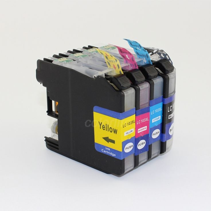 13.69$  Buy now - http://alitb5.shopchina.info/go.php?t=32214296482 - Best Selling Ink Cartridge For Brother LC103 Ink Cartridge With 100% Defective Replacement  #magazine