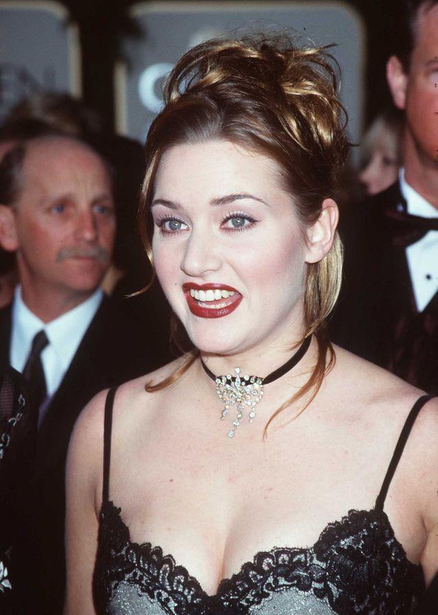 Avant / après : les stars aux Golden Globes de leurs débuts à maintenant | Kate winslet oscar, Kate winslet, Rachel hair