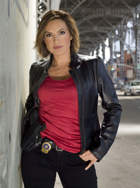 Law and Order-SVU.   Olivia Benson
