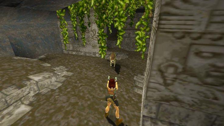 #Ocio #tomb_raider Ya podemos jugar al clásico de Tomb Raider desde el navegador