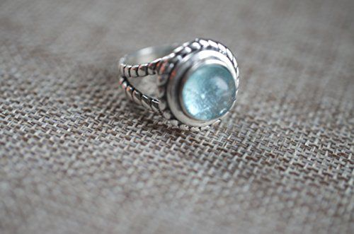 The Macha Glass Cremation Ring made with ashes and glass