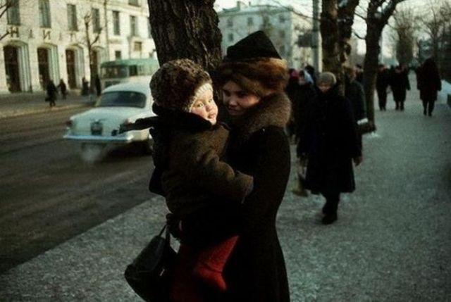 Подборка фотографий  для тех, кто жил во времена СССР