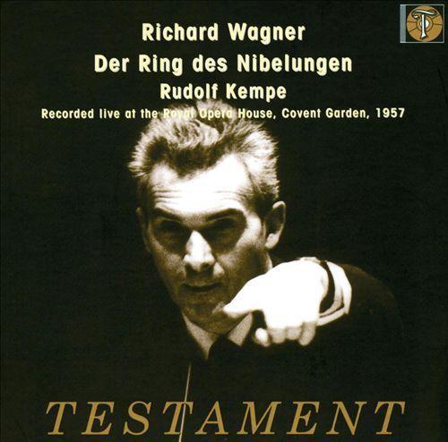 Richard Wagner: Der Ring des Nibelungen [Box Set] [CD]
