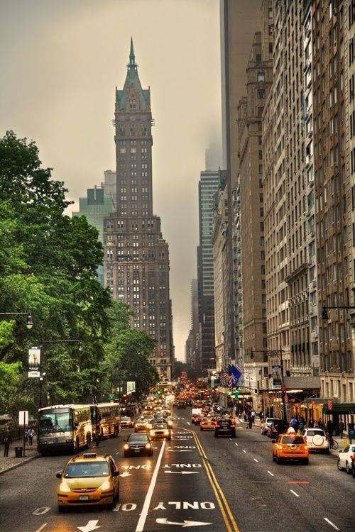 new york, new york. Take me there. Now please