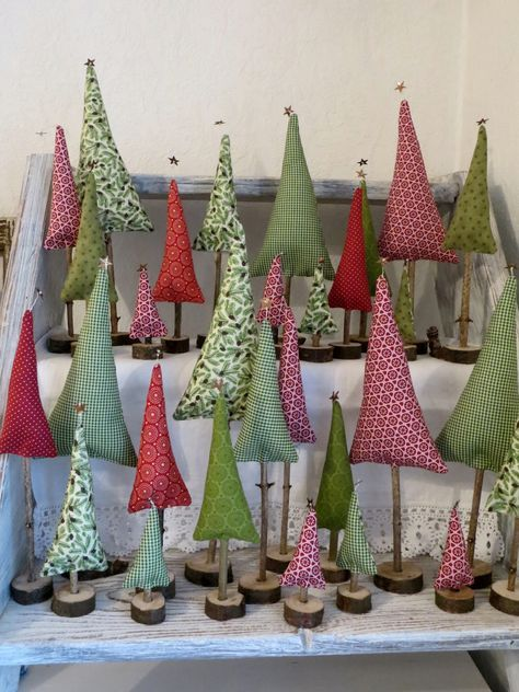 10 besten tannenbaum n hen schnittmuster bilder auf pinterest weihnachten. Black Bedroom Furniture Sets. Home Design Ideas