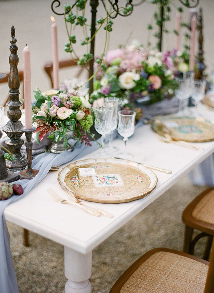 romantic-rooftop-elopement-inspiration-in-florence-19 | Ruffled