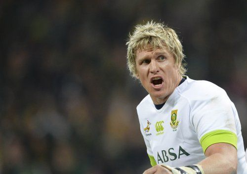 Jean de Villiers for Springboks Fans' XV rugby team | #SARugby magazine