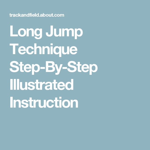 What are some long jump flight techniques?