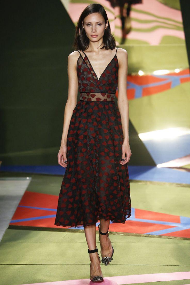 Lela Rose Fall 2016 Ready-to-Wear Fashion Show