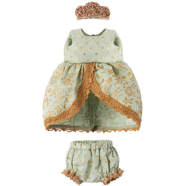 Vêtements de Princesse mint micro MAILEG l little-home.fr Vêtements Accessoires Lapins Souris maileg