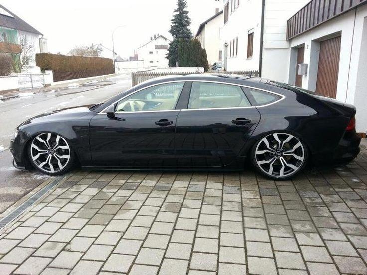 Audi A7 Vossen Wheels