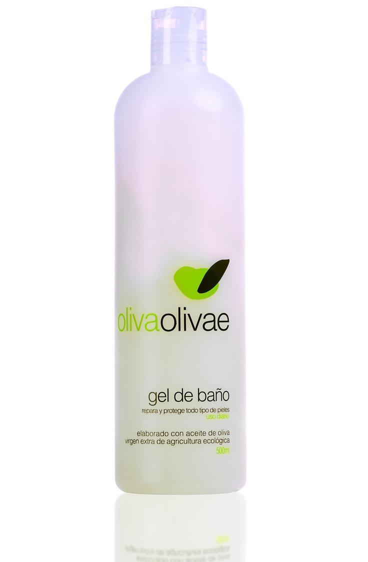 OLivaOlivae Gel de Baño PET 500ml.  #AOVE #EVOO #marenostrumgold