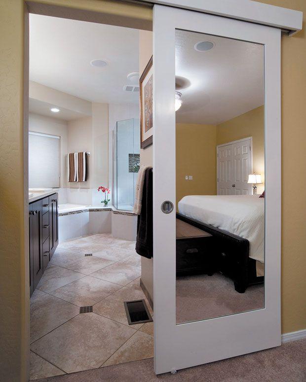 Bathroom Bedroom Combo You Can Use Bathroom Sliding Door With Use Sliding Glass Doors Or Sliding Mirrore Bathroom Barn Door Barn Doors Sliding Glass Barn Doors