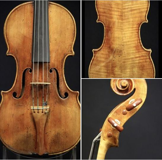This outstanding 1745 violin crafted by renowned violinmaker Giovanni Battista Guadagnini is available for examination and trial. Serious inquiries only. #violin #violinmaker #GiovanniBattistaGuadagnini #violinist #BenningViolins