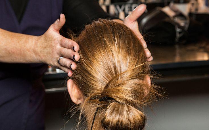 #hairhowto Zo maak je de perfecte artistieke knot, nonchalant en chic >>