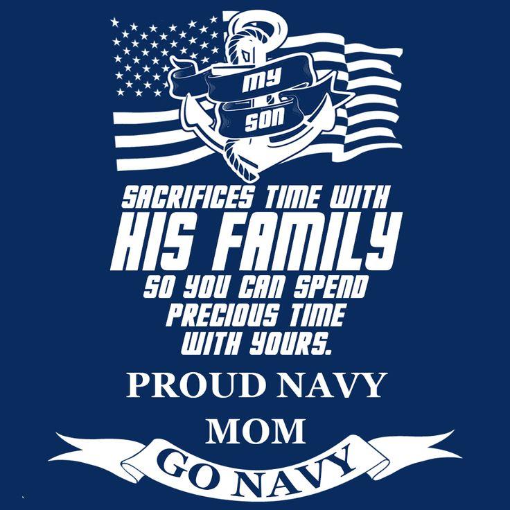 Dual Military Mom, Proud Army Mom, Proud Navy Mom