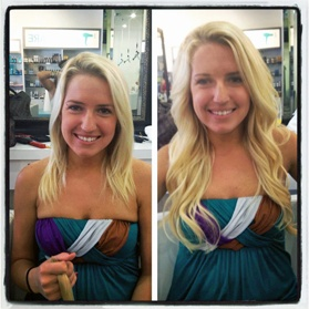 Exclusively At Primp And Blow Dream Catchers Hair Extensions Primpandblow