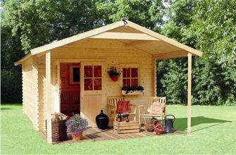 Zahradní domky a chatky   Zahradní domky a chatky