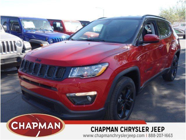 Check Out This Used 2018 Jeep Compass Altitude For Only Here