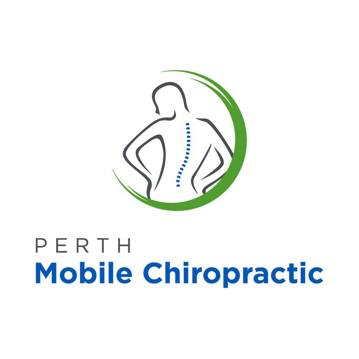 Brand Identity Perth Mobile Chiropractic  http://www.reanna.com.au/gallery-1/perth-chiro-1